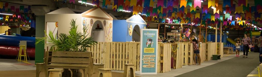 Fazendinha está de volta com diversão garantida para criançada