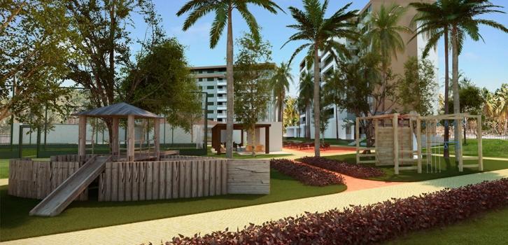 Áreas de Lazer são destaque em condomínios residenciais