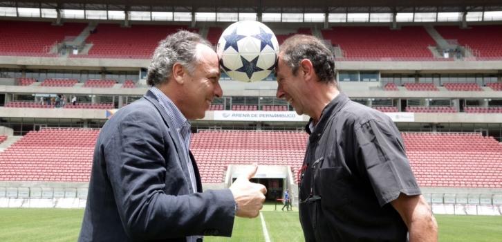 GGTI Meeting recebeu Amyr Klink e Ricardo Bellino na Arena de Pernambuco
